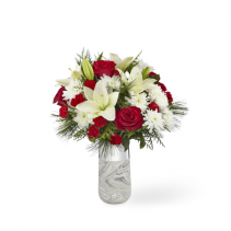FTD DREAMING BOUQUET CHRISTMAS ARRANGEMENT