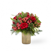 FTD TAKE ME HOME CHRISTMAS ARRANGEMENT