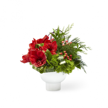 Christmas Table Arrangements Flowers.Mayfield Flowers