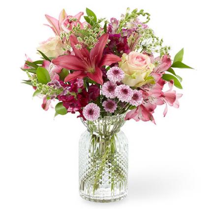 FTD Adoring You Bouquet - 19-M2