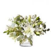 FTD Alluring Elegance Bouquet Vased Arrangement