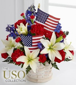 FTD American Glory Bouquet