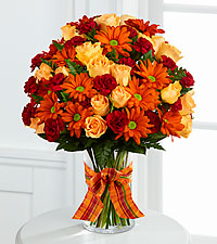 FTD Autumn Bouquet  in Springfield, IL | FLOWERS BY MARY LOU INC