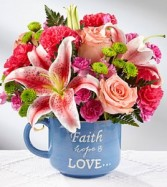 FTD Be Blessed Arrangement