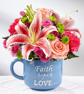 FTD Be Blessed Bouquet  Flower arrangement
