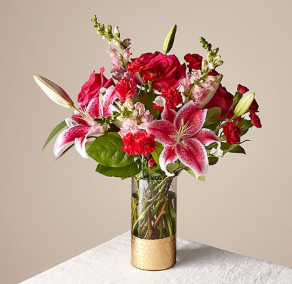 FTD Be Mine Bouquet