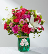 Be Strong & Believe FTD Bouquet