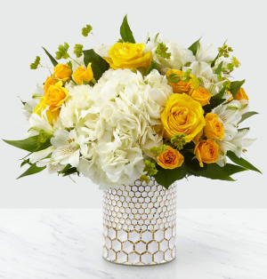 FTD Bees Knees™ Bouquet FTD Fresh Cut Arrangement in Lampasas, TX | The Shoppe on Key Avenue Floral & Gifts