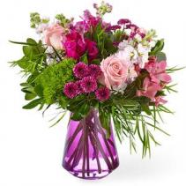 Ftd Berry Happy  Vase Arrangement