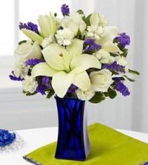 FTD® Beyond Blue™ Bouquet