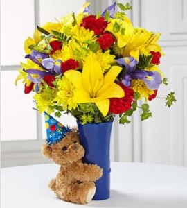 FTD Big Hug Birthday Arrangement Arrangement
