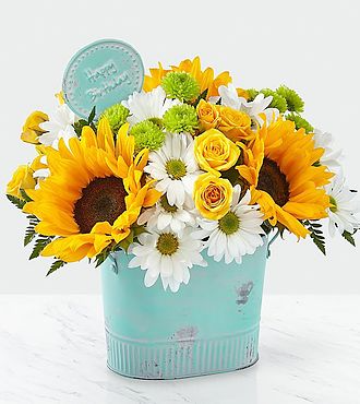 FTD Birthday Bliss boquet