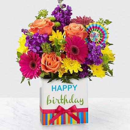 FTD Birthday Brights