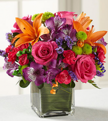 FTD Birthday Cheer Fresh Arrangement