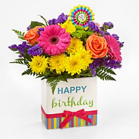 FTd Birthday package Birthday
