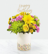 FTD Birthday Sprinkles Bouquet