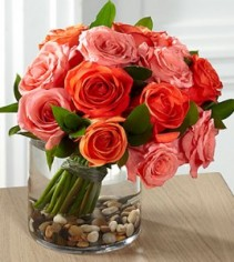FTD Blazing Beauty Rose Bouquet