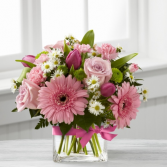 Ftd Blooming Visions  Arrangement