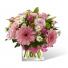 FTD Blooming Visions Bouquet Vased Arrangement