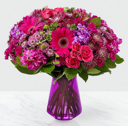 FTD Blushing Bouquet