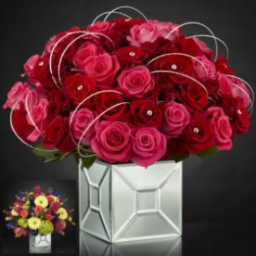 FTD Blushing Extravagance Luxury Bouquet