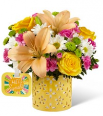 Brighter Than Bright FTD Bouquet
