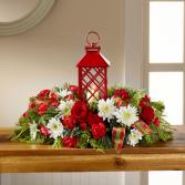 FTD Celebrate The Season Centerpiece Christmas arrangement