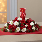 FTD Celebrate the Season Fresh Flowers in container