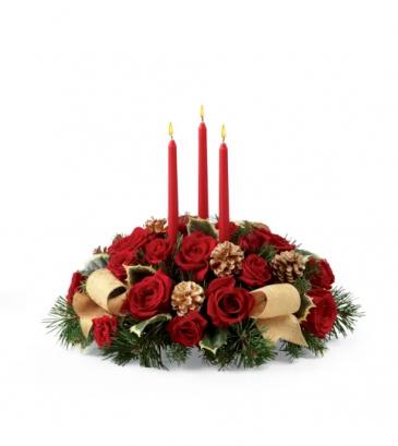 FTD Celebration of the Season Christmas Centrepiece