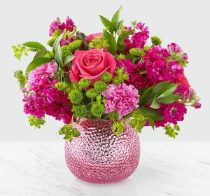 FTD Cherry Blossom™ Bouquet FTD Fresh Cut Arrangement in Lampasas, TX | The Shoppe on Key Avenue Floral & Gifts