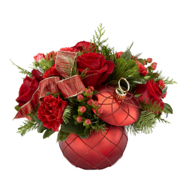FTD Christmas Magic Bouquet  Christmas arrangement