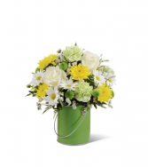 FTD Color Your Day With Joy Vased Arrangement