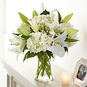 FTD Compassionate Lily Bouquet Fresh Mixed Flower Arrangement