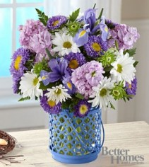 FTD Cottage Garden Bouquet by Better Homes Gardens