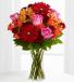 FTD Dawning Love™ Bouquet with Vase Vased Arrangement