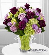 FTD Eloquent bouquet by Vera Wang