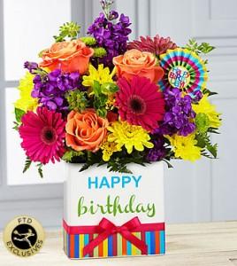 Ftd exclusive  birthday  Birthday