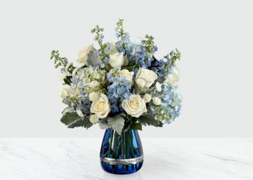 FTD Faithful Guardian Bouquet Vase Arrangement