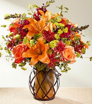 ftd fall arrangement   in Regina, SK | Regina Florist