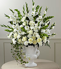 FTD Fond Reflections urn arrangement
