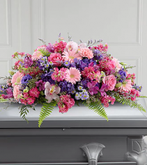 FTD Glorious garden  Sympathy Arrangement