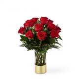FTD Gorgeous Red Roses Bouquet
