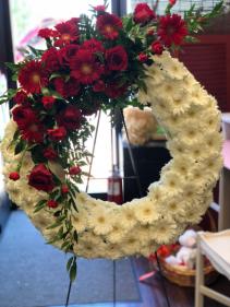 FTD Graceful Tribute Wreath