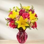 17-M1p FTD Happy Spring Bouquet
