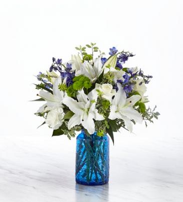 FTD Healing Love™ Bouquet Vased Arrangement