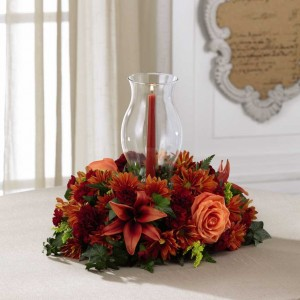FTD® Heart of the Harvest Centerpiece  in Auburn, AL | AUBURN FLOWERS & GIFTS