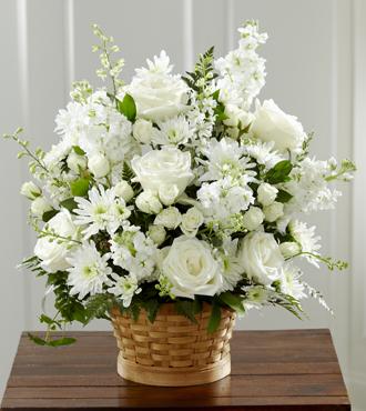 Heartfelt Condolences Sympathy Arrangement
