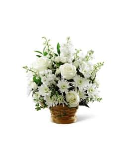 FTD Heartfelt Condolences Sympathy Arrangement