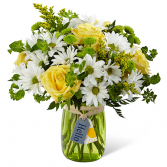 FTD Hello Sun  Vased Arrangement