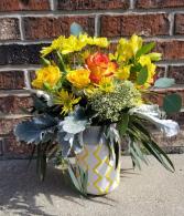 FTD Hello Sunshine Bouquet Fresh Mix